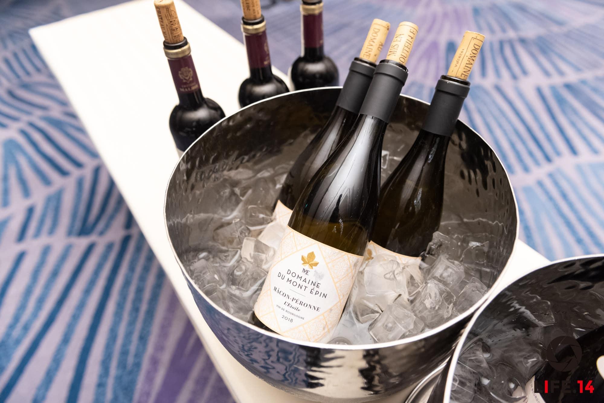 Deux vins des Signatures Martin servis au prestigieux gala du Kansai